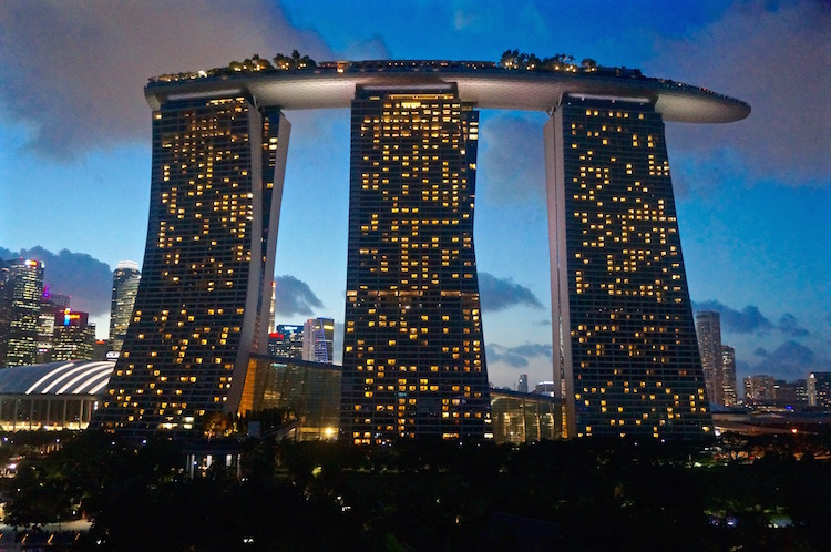 RE: How good is Marina Bay Sands?