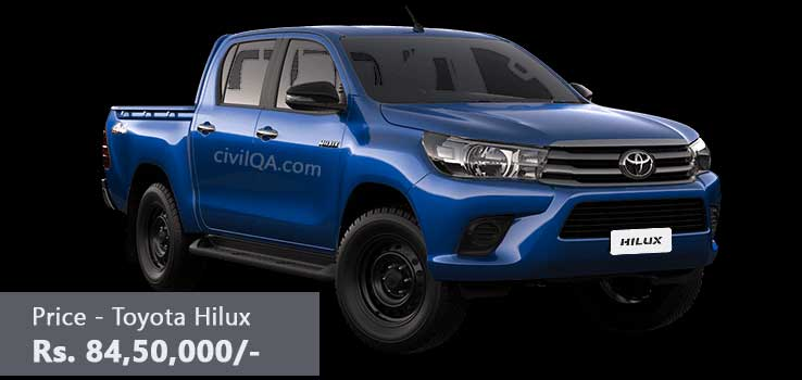 Toyota Hilux Price in Nepal