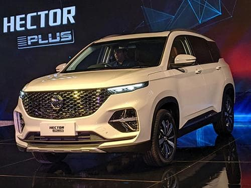 RE: MG Hector Plus price in Nepal (6-seater)