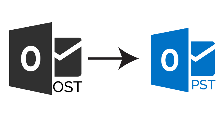 Convert OST files into PST file format with OST to PST Converter Software