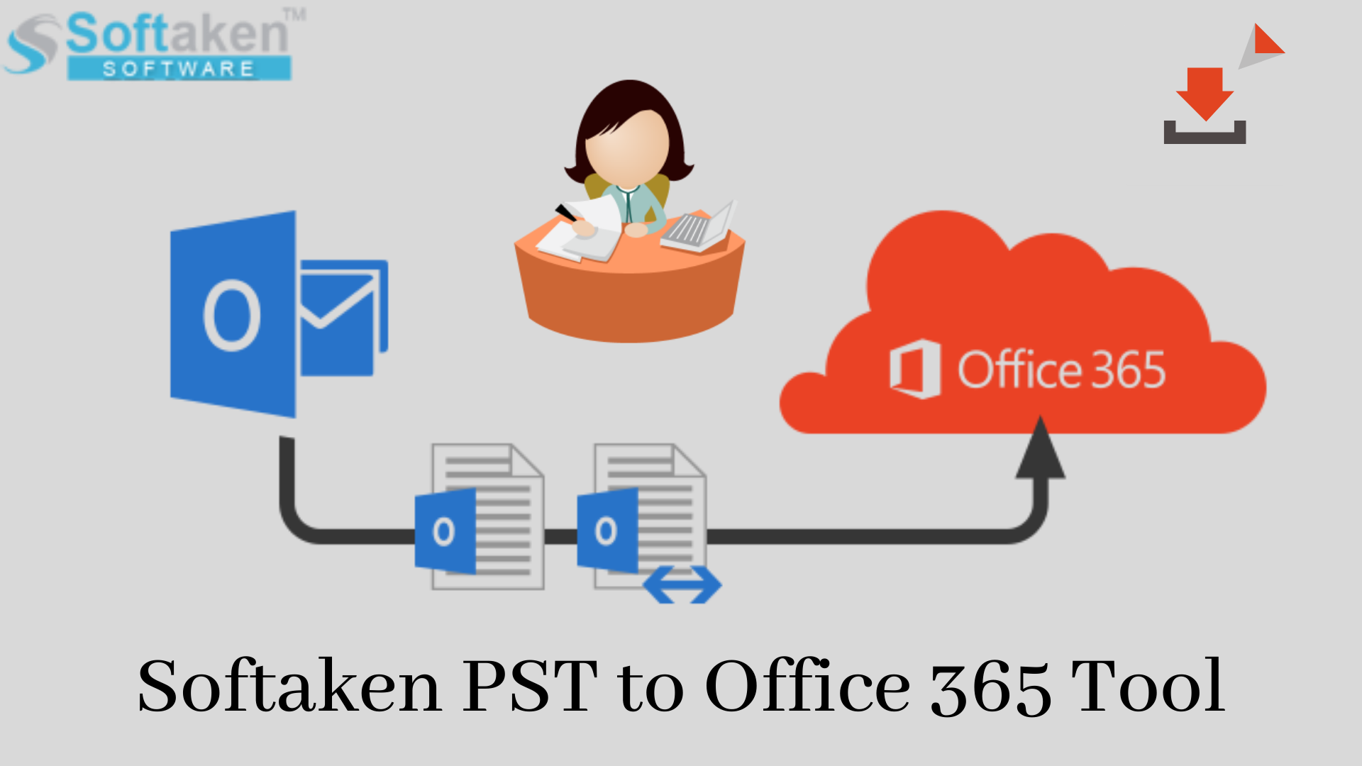 PST to Office 365