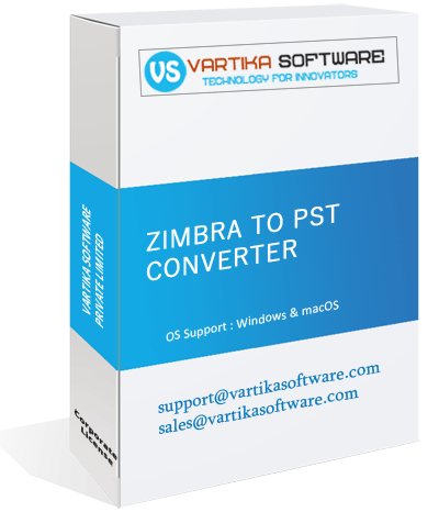 Zimbra to PST Outlook
