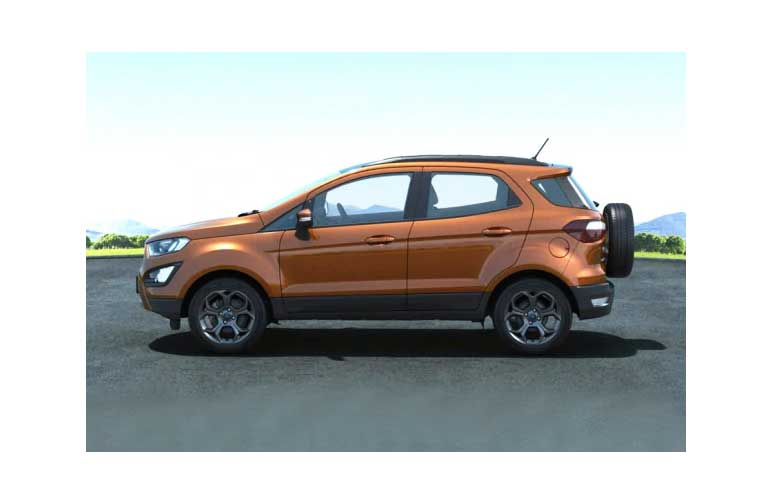 Ford Ecosport price in Nepal 2022