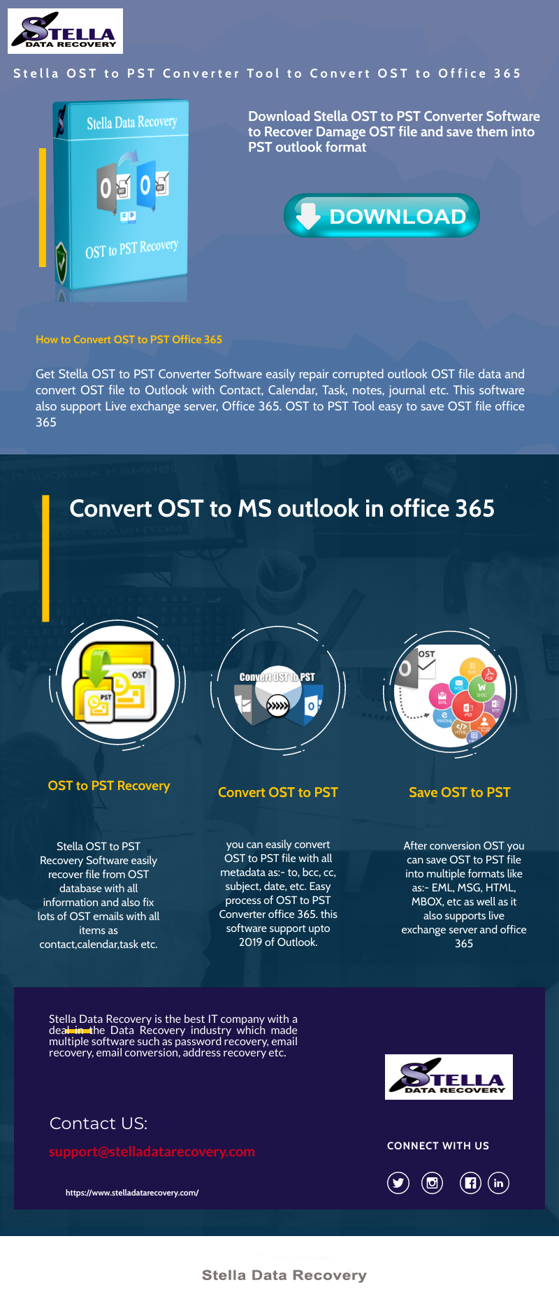 RE: Ost to pst converter software