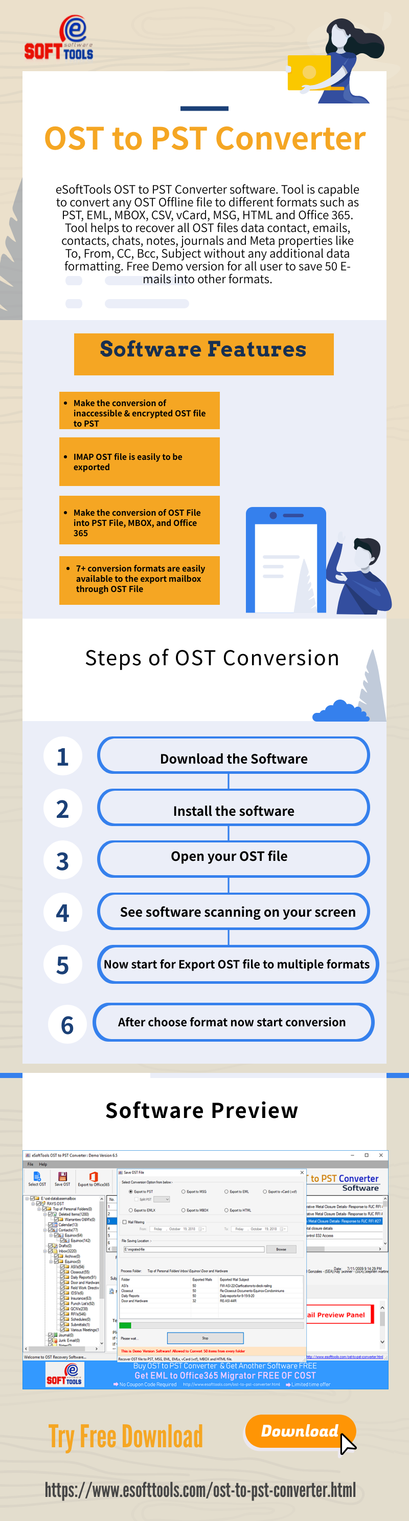 How to export OST to PST file?
