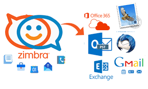 How to Convert Zimbra File to Pst File ?