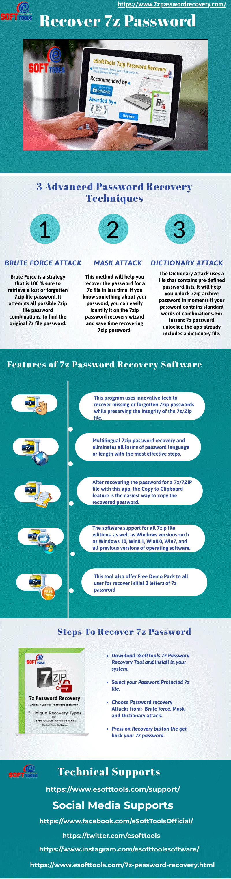 How to open a password-protected 7zip file?